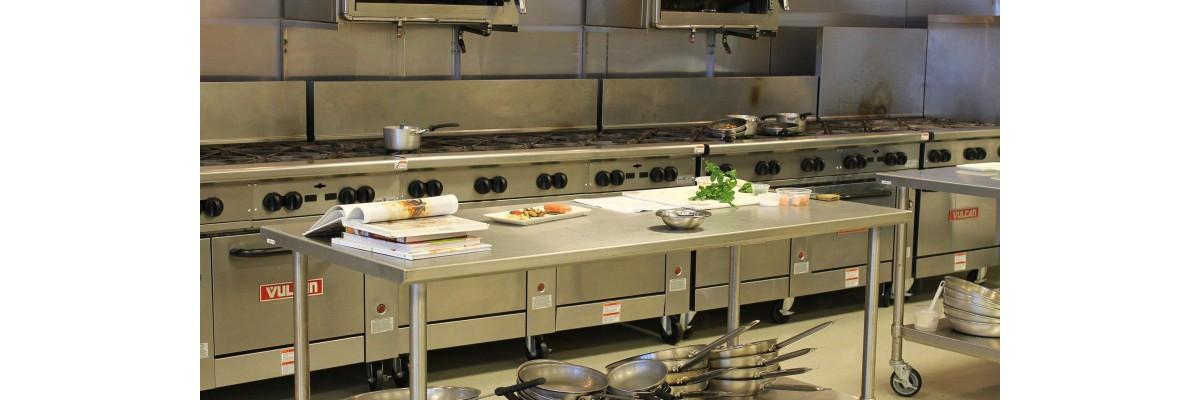 5 dicas para montar uma cozinha industrial de sucesso